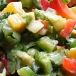 Recipe: Avocado Peach Salsa