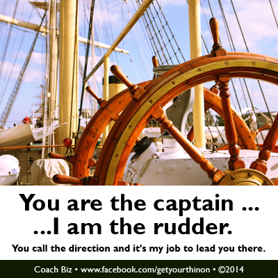 Captain-Rudder
