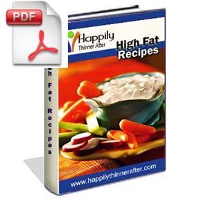 High Fat Recipes