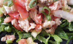 Recipe: Lomi Lomi Salmon