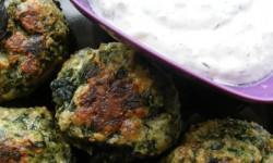 Recipe: Spinach Balls – Gluten Free!