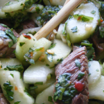Recipe: Thai Beef Cucumber Salad