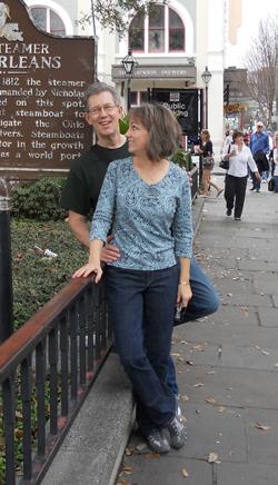 Karen and Bill