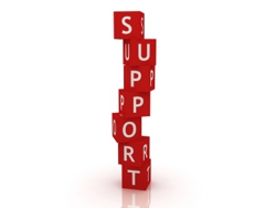 support 250