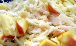 Recipe: Apple Chicken Slaw