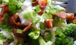 Recipe: Broccoli Dressed Like a Potato