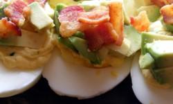 Recipe: Deviled Eggs Biz Style