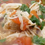 Recipe: Mexican Chicken Soup