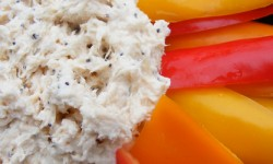 Recipe: Poppy Chicken Dip