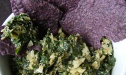 Recipe: Spinach and Artichoke Dip (NonDairy)